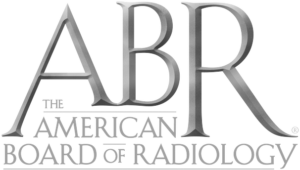 The American Board of Radiology